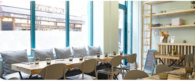 Restaurant Blun - Paris
