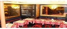 Restaurant La Mannette Drouot Traditionnel Paris