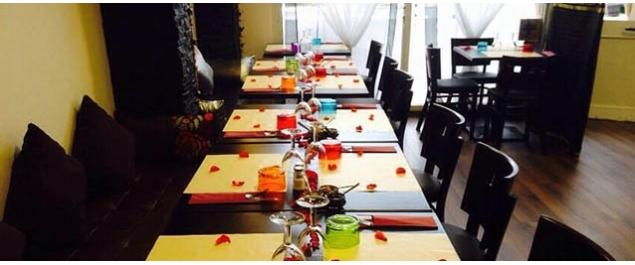 Restaurant Home Indies - Paray-Vieille-Poste