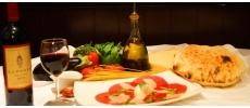 Restaurant Via Maria Lo Scenario Italien Paris