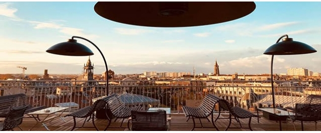 Restaurant Ma Biche sur le Toit - Toulouse