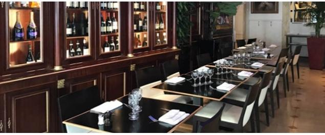 Restaurant Le Bistro Saint-Lazare - Paris