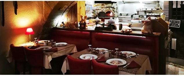 Restaurant Auberge de Dame Carcas - Carcassonne