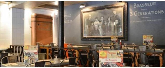 Restaurant Au Trappiste - Paris