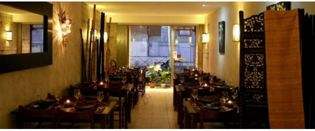 Restaurant Sukhothaï - Toulouse