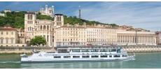 Les Bateaux Lyonnais Traditionnel Lyon