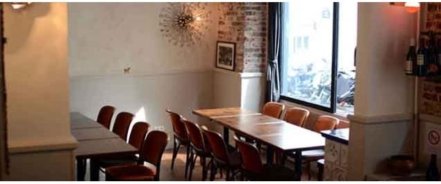 Restaurant Ma Biche - Paris