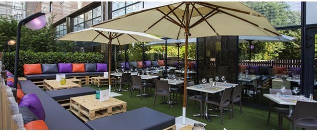 Restaurant Barricot (Mercure Toulouse Compans Caffarelli ****) - Toulouse
