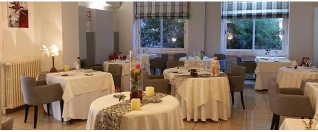 Restaurant Restaurant du Prieuré de Las Canals - Valady