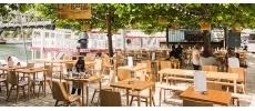 Restaurant La Démesure sur Seine Traditionnel Paris