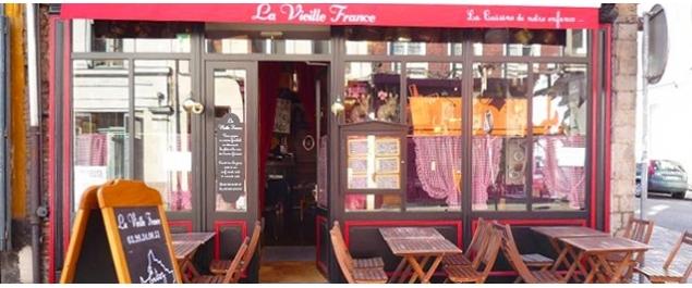 Restaurant La Vieille France - Lille