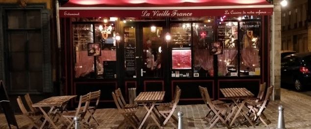 Restaurant La Vieille France - Lille