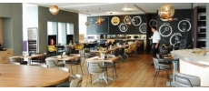 Restaurant Gourmet Bar (Novotel Convention & Wellness Roissy CDG****) Traditionnel Roissy-en-France