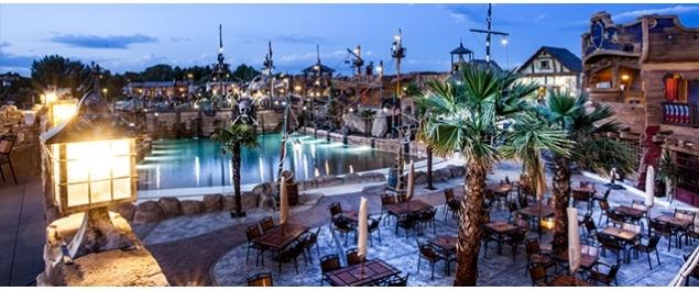 Restaurant O'Pirata (Hôtel Cap Pirate ****) - Cap d'Agde