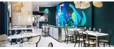 Restaurant Mersea Beaupassage Poissons et fruits de mer Paris