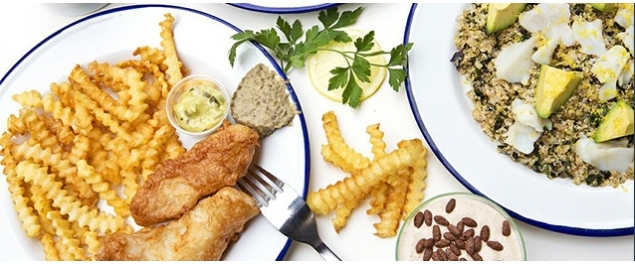Restaurant Mersea Faubourg Montmartre - Paris