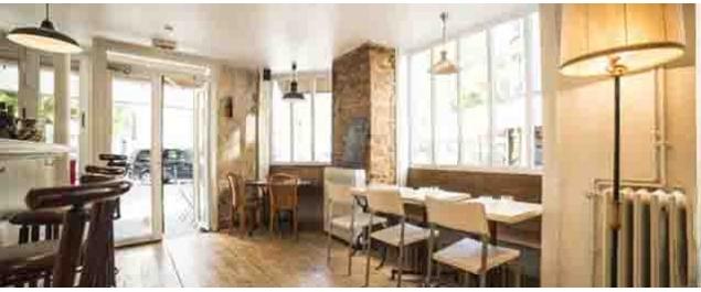 Restaurant Lolivà Ménilmontant - Paris