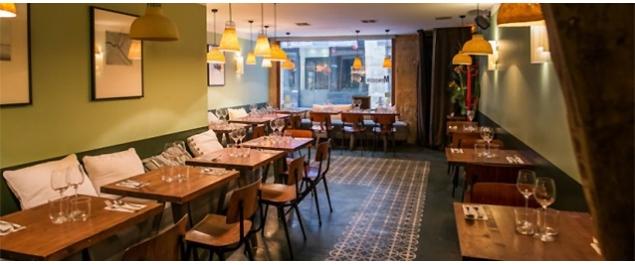 Restaurant Monsieur K Rive Droite - PARIS