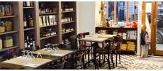 Restaurant La Terra Madre Italien Paris