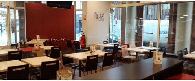 Restaurant Flunch Lille Gare - Lille