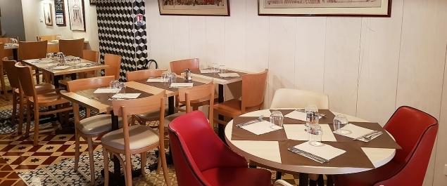 Restaurant Casa Botticelli - PARIS