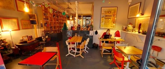 Restaurant Le Café Fauve Paris - PARIS