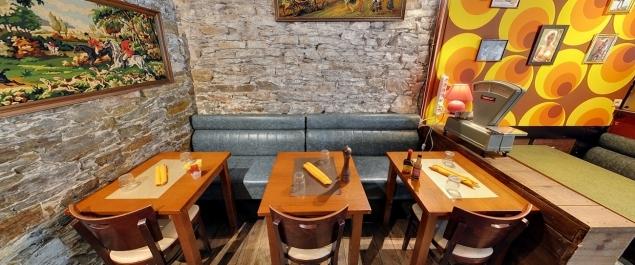 Restaurant Le Louis Blanc - Nantes