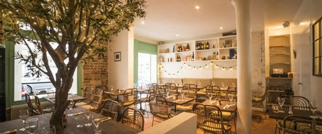 Restaurant La Cicciolina - PARIS