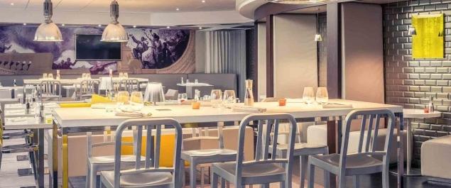 Restaurant Les Saveurs (Mercure Paris Massy Gare TGV ****) - Massy