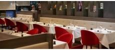 Restaurant Zucca (Marriott Lyon Cité internationale ****) Italien Lyon