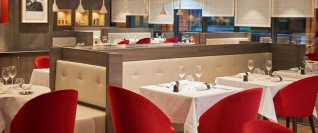Restaurant Zucca (Marriott Lyon Cité internationale ****) - Lyon