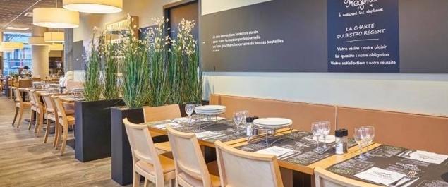 Restaurant Bistro Régent Lyon Confluence - Lyon