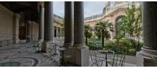 Café le Jardin du Petit Palais Traditionnel Paris