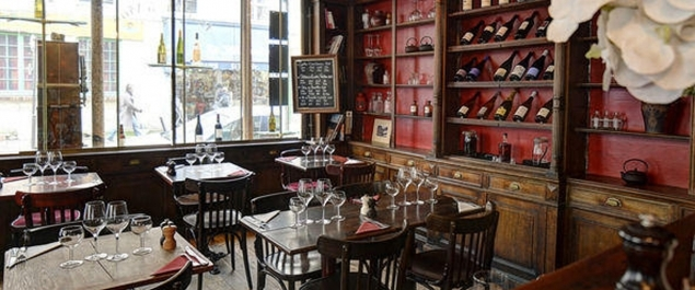 Restaurant La Pharmacie - PARIS