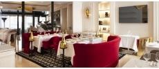 Restaurant 99 Hausmann (Hotel Bowmann*****) Bistronomique Paris