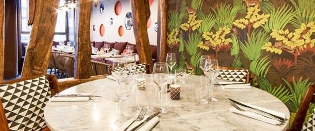 Restaurant Come in - Paris