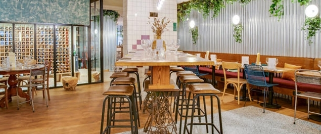 Restaurant Anco - Paris