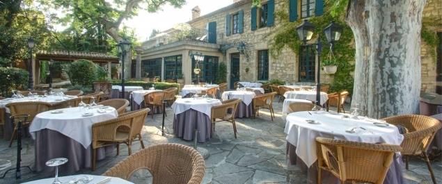 Restaurant Le Mûrier (Hôtel La Magnaneraie ****) - Villeneuve-lez-Avignon