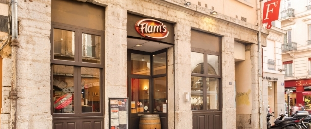 Restaurant Flam's Lyon - Lyon