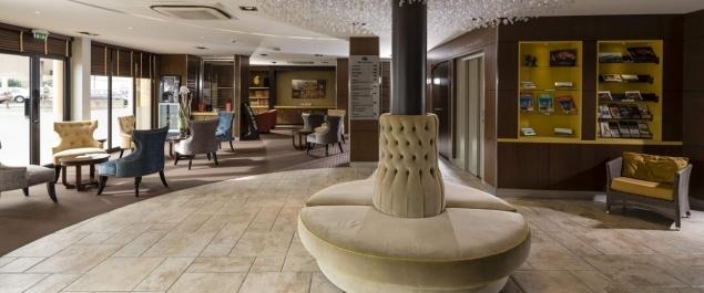 Restaurant Hôtel des Trois Couronnes**** - CARCASSONNE