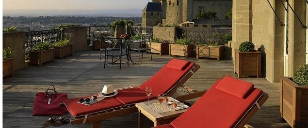 Restaurant Hôtel de la Cité Carcassonne MGallery by Sofitel ***** - Carcassonne