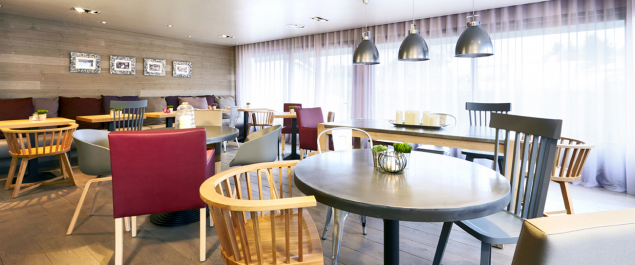 Restaurant Le Comptoir (Hôtel Campanile Saint Germain En Laye ***) - Saint Germain En Laye