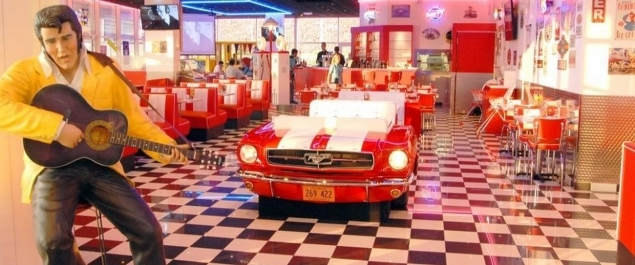 Restaurant Le Frenchy's Diner - Bar-Le-Duc