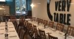 Restaurant O'very Table