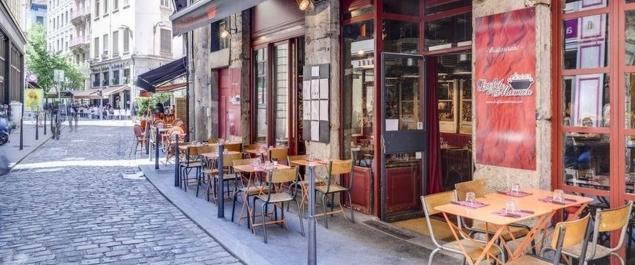 Restaurant Les Fils À Maman Lyon - Lyon
