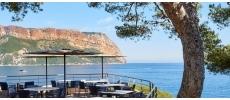Les Belles Canailles (Hôtel les Roches Blanches) Méditerranéen Cassis