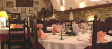 Caveau de l'Engelbourg Poissons et fruits de mer Thann