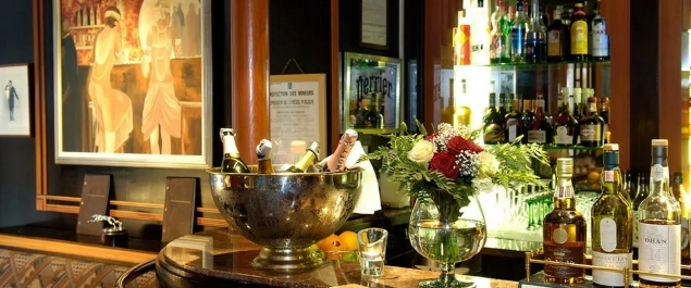 Restaurant Charlie's Bar and Restaurant (Hôtel du Parc ****) - Mulhouse