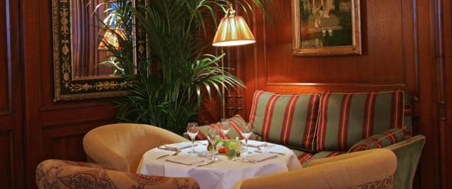 Restaurant Bivouac Café (Hôtel Napoléon *****) - Paris